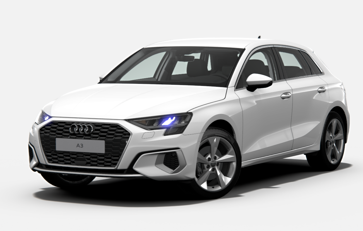 AUDI A3 30 TDI S Business Advanced Sportback Manuale Noleggio Lungo Termine - Spark Consulting