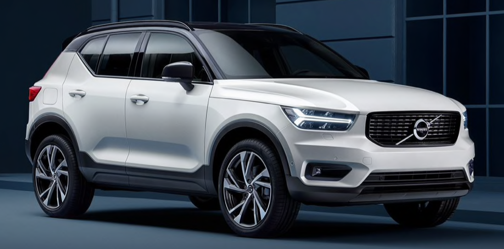 VOLVO XC40 T4 Plug-in Hybrid Recharge Inscription Express Automatica Noleggio Lungo Termine - Spark Consulting