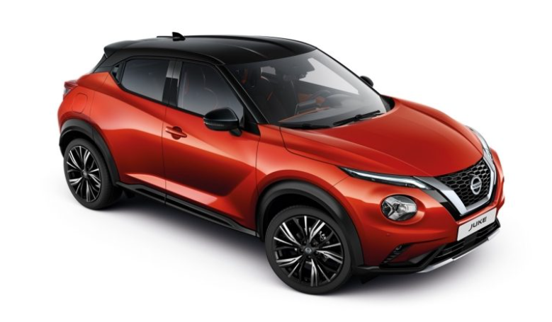 NISSAN JUKE 1.0 DIG-T 114 N-Connecta Dct Automatica Noleggio Lungo Termine - Spark Consulting