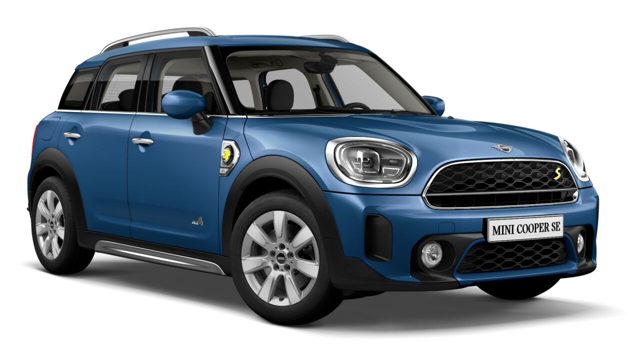 Noleggio Lungo Termine MINI COUNTRYMAN Cooper S E ALL4 Business automatica - Spark Consulting