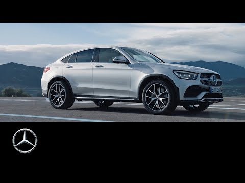 MERCEDES-BENZ GLC 300de Coupé 4Matic Automatica EQ-Power Business Noleggio Lungo Termine - Spark Consulting