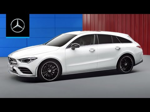 MERCEDES-BENZ CLA 250 Shooting Brake Automatica EQ-POWER Business Noleggio Lungo Termine - Spark Consulting