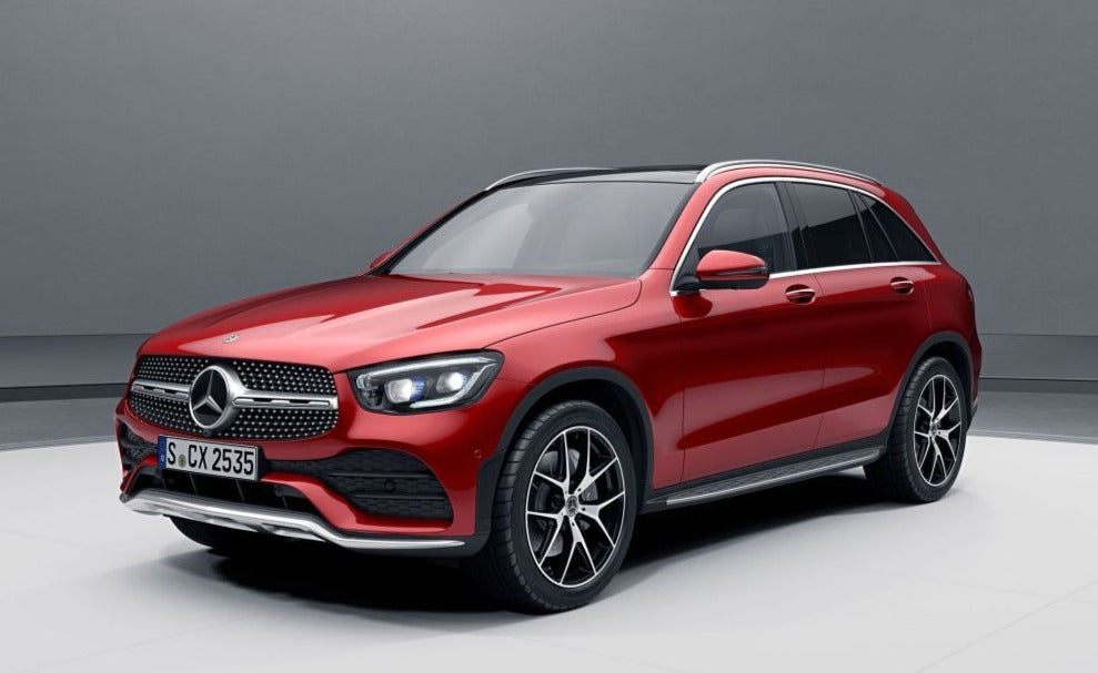 MERCEDES-BENZ GLC 300de SUV 4Matic Automatica EQ-Power Business Noleggio Lungo Termine - Spark Consulting