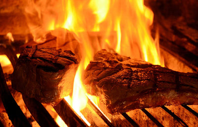 10 Tips for Awesome Campfire Steaks
