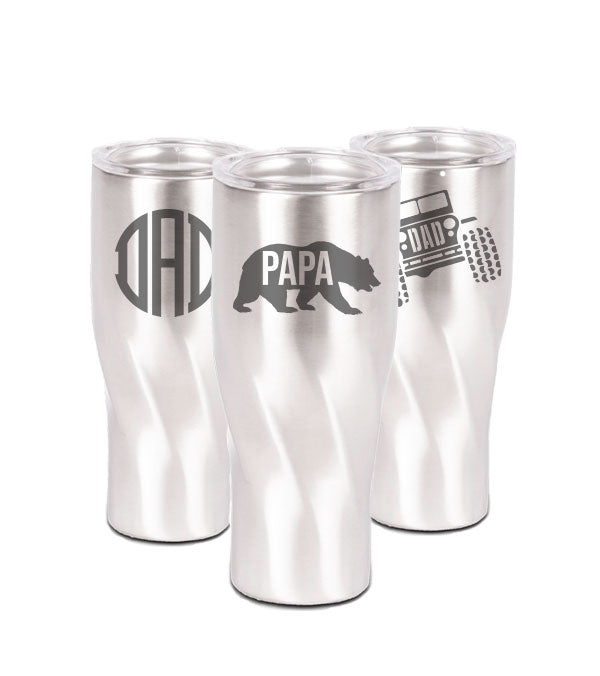 Commemorative Father's Day Twisted Sippa Cups