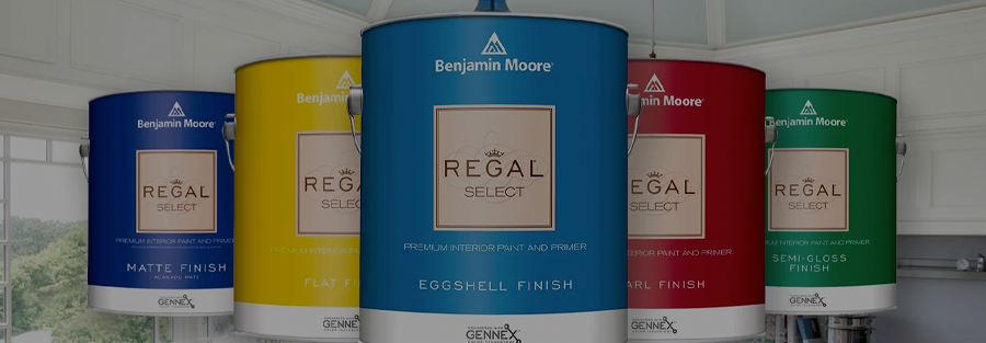 PRODUCT FEATURE: Regal Interior Select By Benjamin Moore
