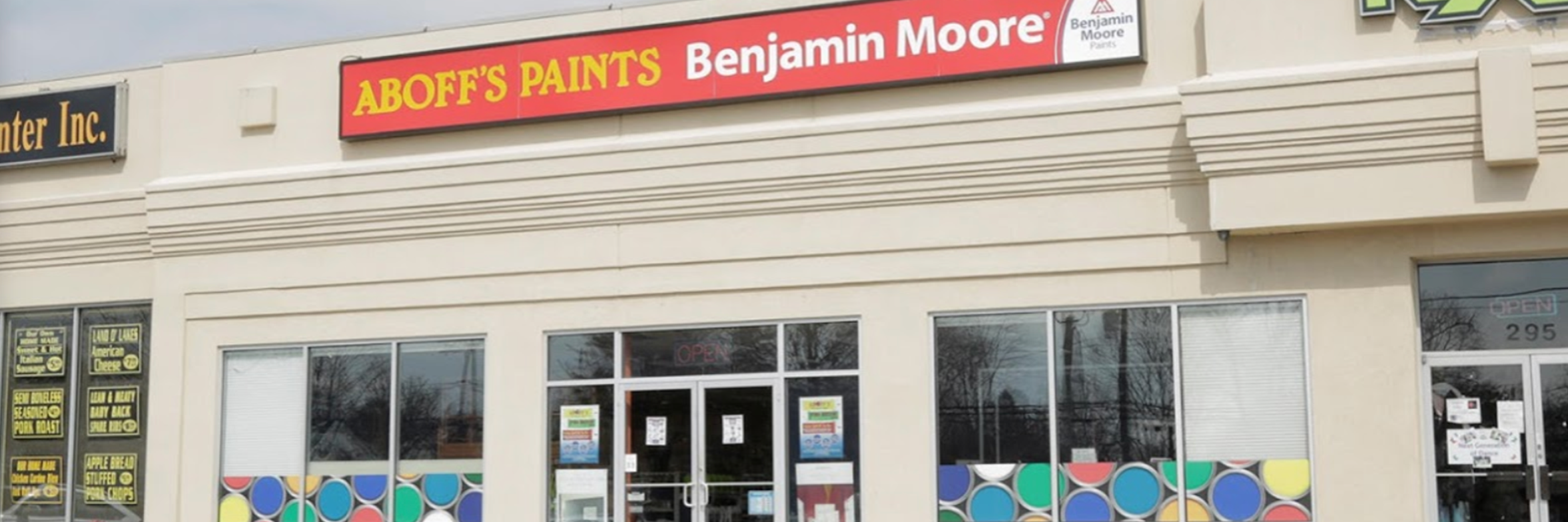 Aboff's Paints East Northport