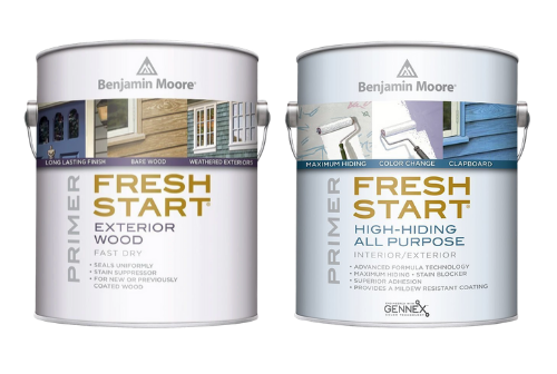 Shop interior and exterior primer for your home from Long Island's #1 Benjamin Moore Retailer Aboff's Paint.