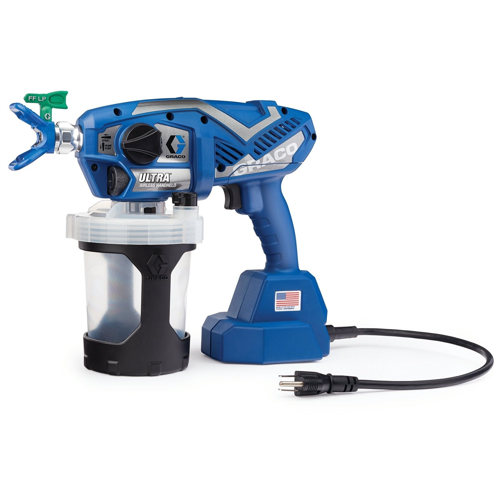 Graco Ultra Corded Handheld Paint Sprayer, available at Aboff's in New York and Long Island.