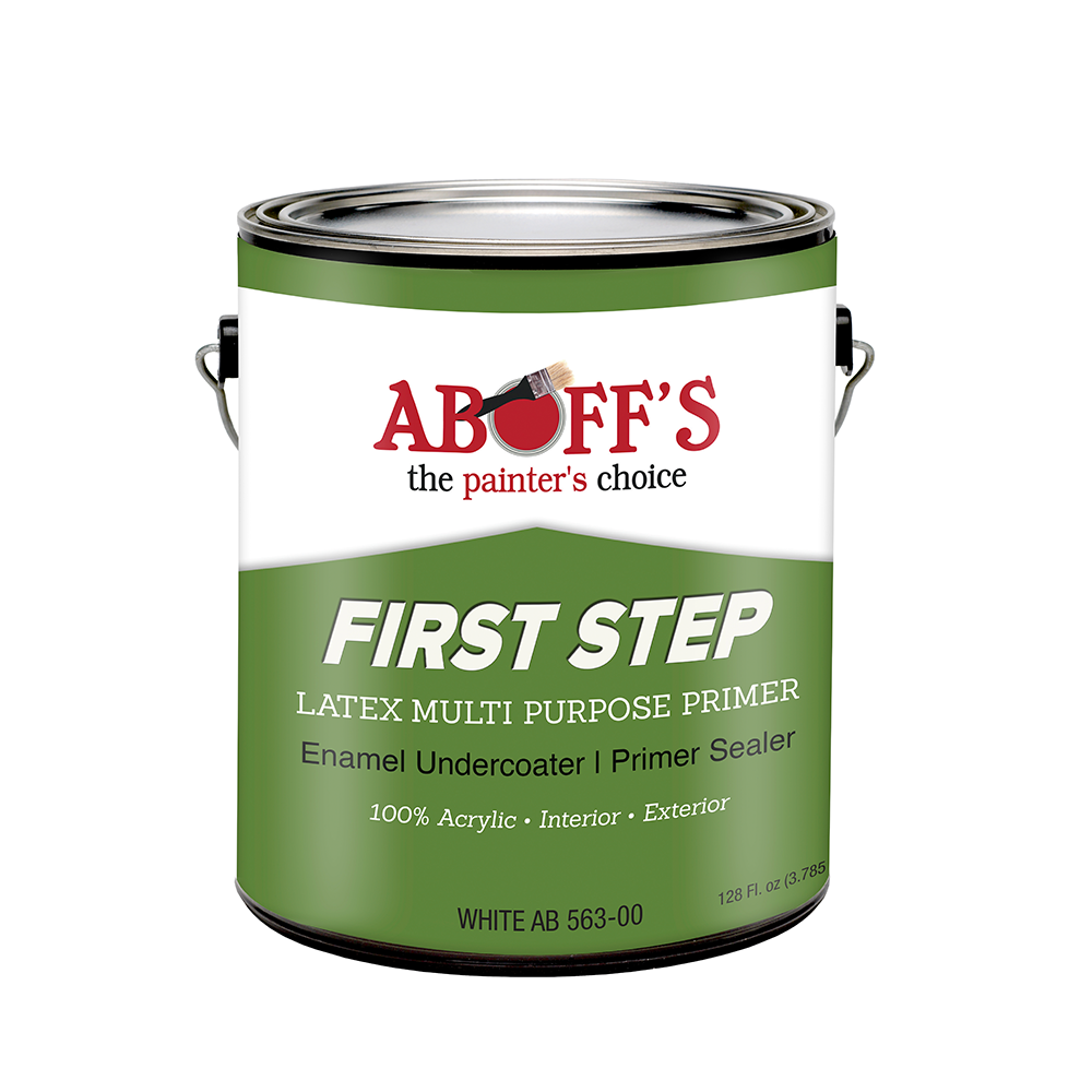 Aboff's First Step #563 Latex MP Primer