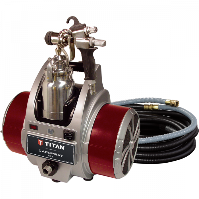 Titan Capspray 105 Paint Sprayer, available at Aboff's in New York and Long Island.