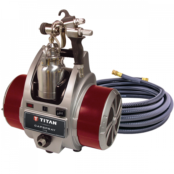 Titan Capspray 115 Paint Sprayer, available at Aboff's in New York and Long Island.