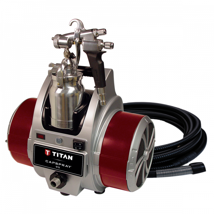 Titan Capspray 95 Paint Sprayer, available at Aboff's in New York and Long Island.