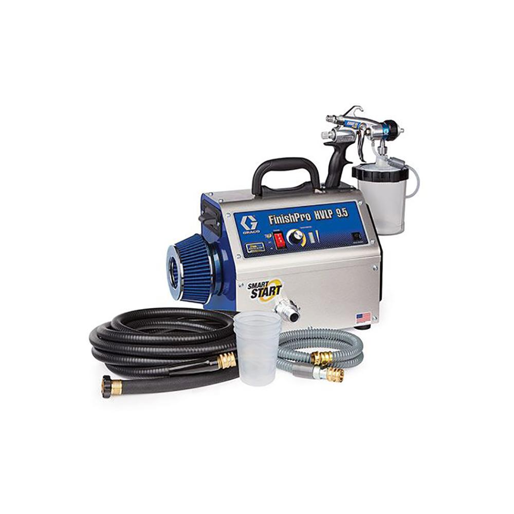 Graco 9.5 Pro Contractor HVLP Paint Sprayer, available at Aboff's in New York and Long Island.