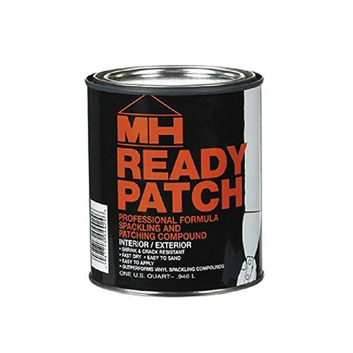 MH Ready Patch spackling, available at Aboff's in New York and Long Island.