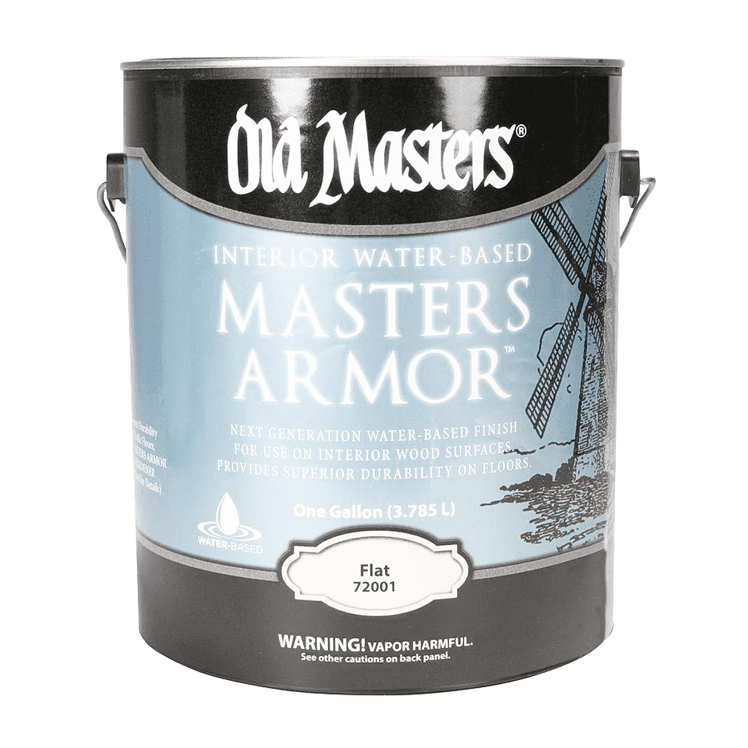 Old Masters Masters Armor Water-Based Finish