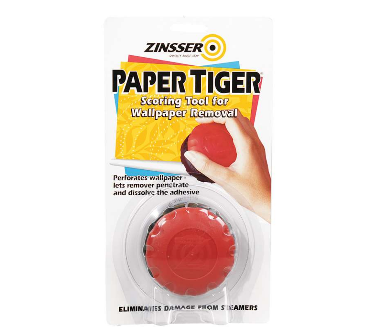 Zinsser Paper Tiger