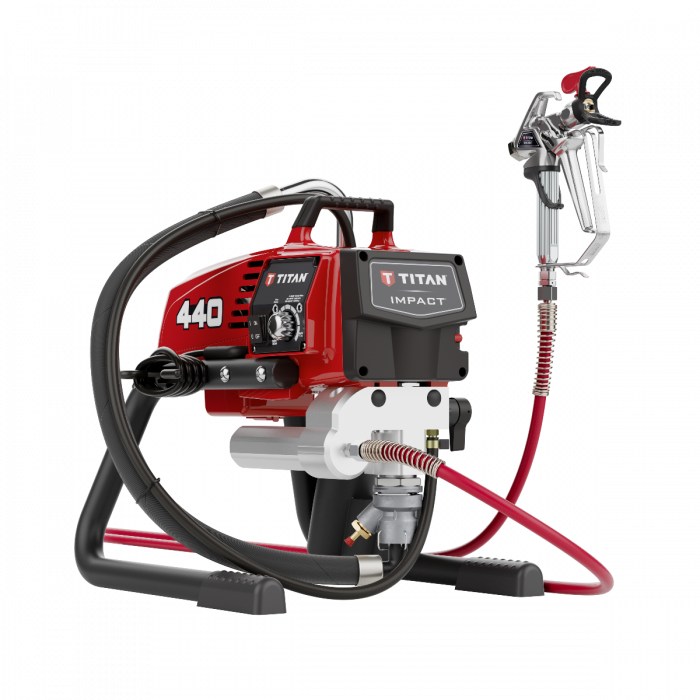 Titan Impact 440 Paint Sprayer, available at Aboff's in New York and Long Island.