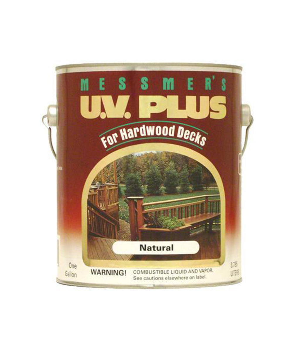 Messmer's UV hardwood finish, available at Aboff's in Long Island and New York.