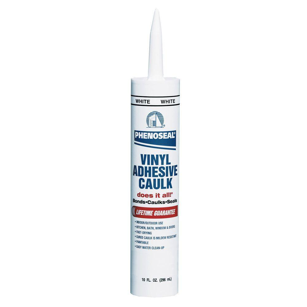 Alex Phenoseal White Caulking, available at Aboff's in Long Island and New York.
