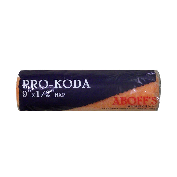 "9 x 1/2"" Pro Koda Roller Cover, available at Aboff's in New York and Long Island."