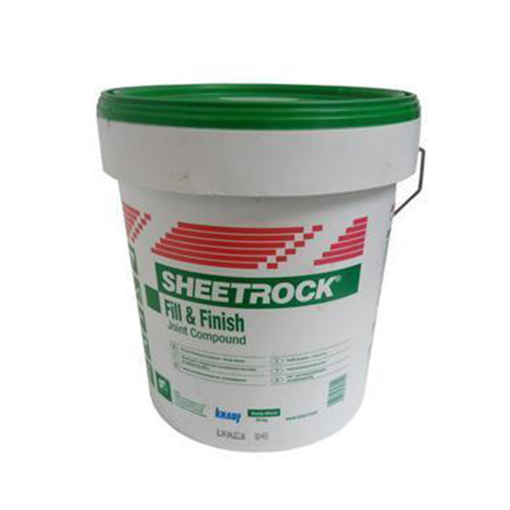 Sheetrock Joint Compound, available at Aboff's in New York and Long Island.