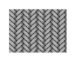 CarbonFibre Herringbone - Athletic Bases