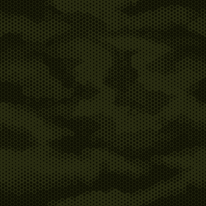 Olive HexCamo (RePrinted - True Olive)