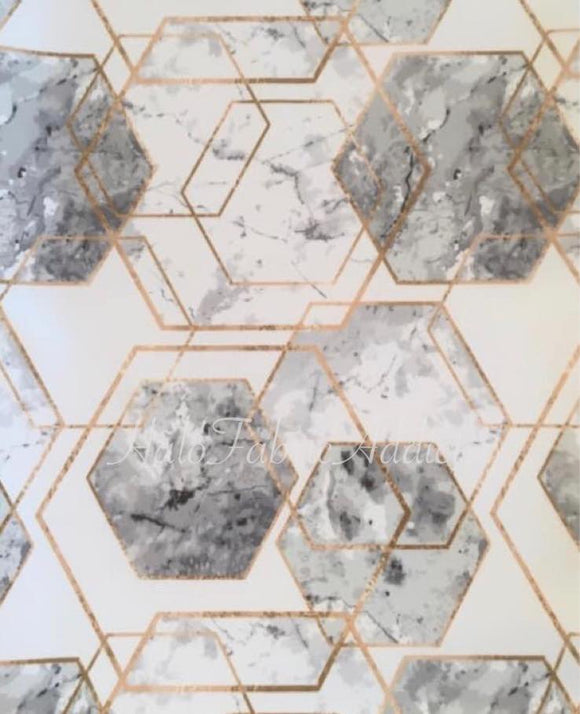 Gold HexMarble