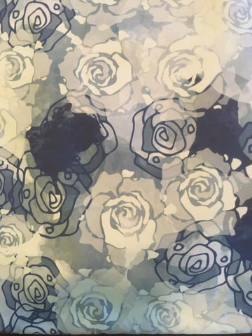 Watercolour Roses - Athletic Bases