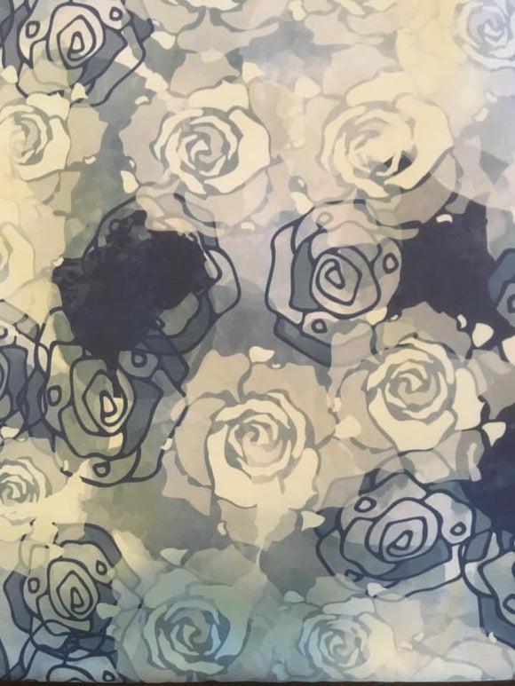 Watercolour Roses - Fashion Bases