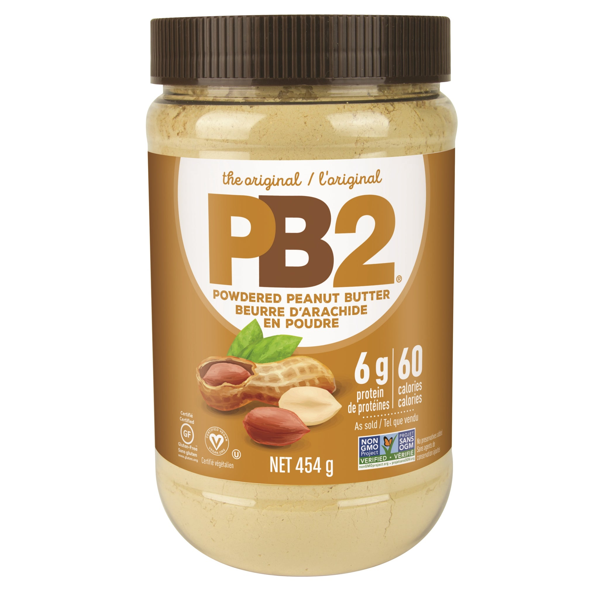 PB2 Powdered Peanut Butter (Large Jars), Oct Promo - 25% Off
