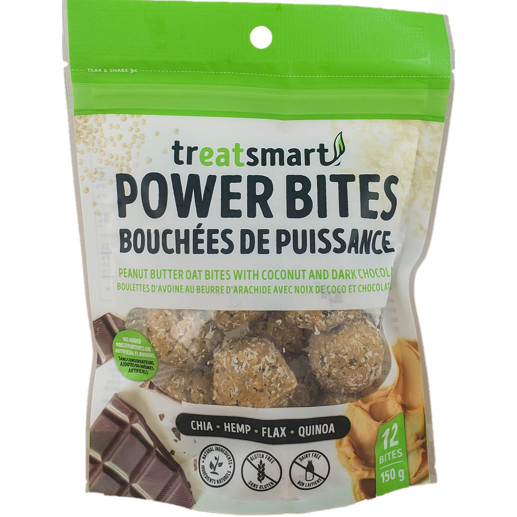 *New TreatSmart Power Bites (Pouches), July/Aug Launch Promo - 20% Off