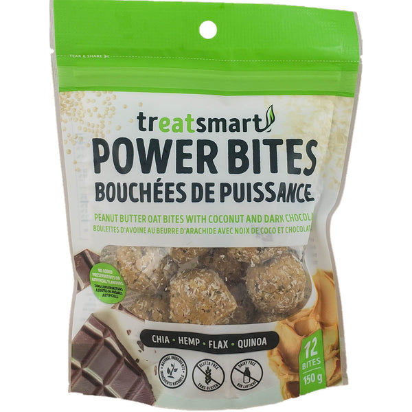 *New TreatSmart Power Bites (Pouches), Sep  Promo - 20% Off