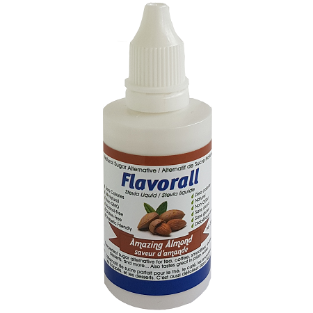 Flavorall Flavorall - Amazing Almond