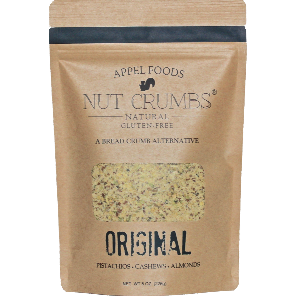 *New: Nut Crumbs - A Bread Crumb Alternative, CHFA Promo - 20% Off