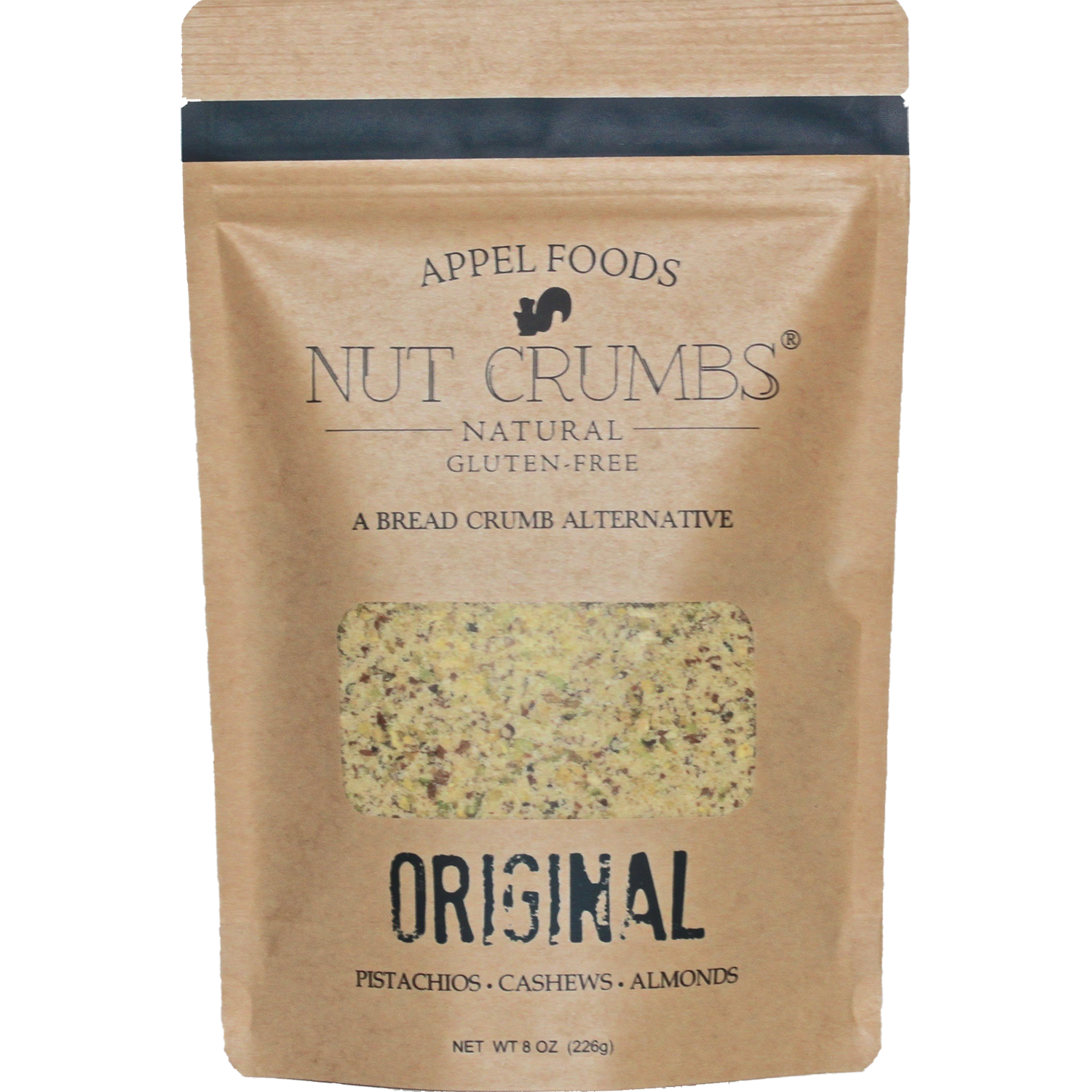 *New: Nut Crumbs - A Bread Crumb Alternative, Launch Promo - 25% Off