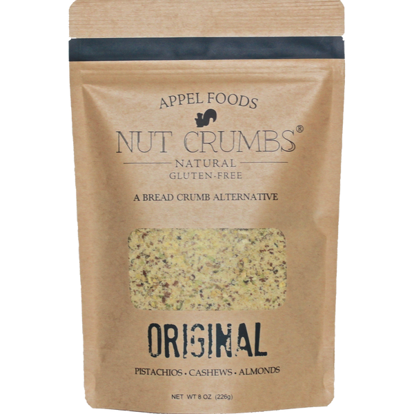 *New: Nut Crumbs - A Bread Crumb Alternative
