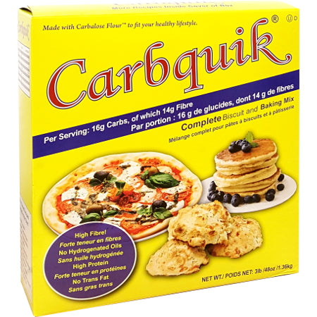 Carbquik Carbquik - Complete Biscuit and Baking Mix (1.36kg)