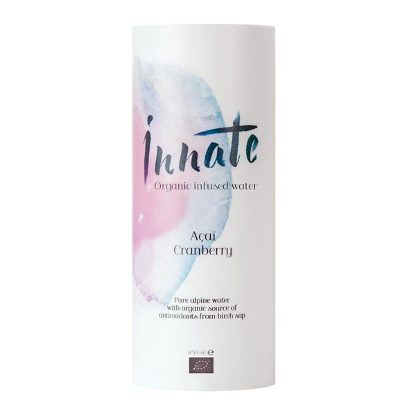 Innate - Organic Birch Sap Infused Water, Launch Promo - 20% Off