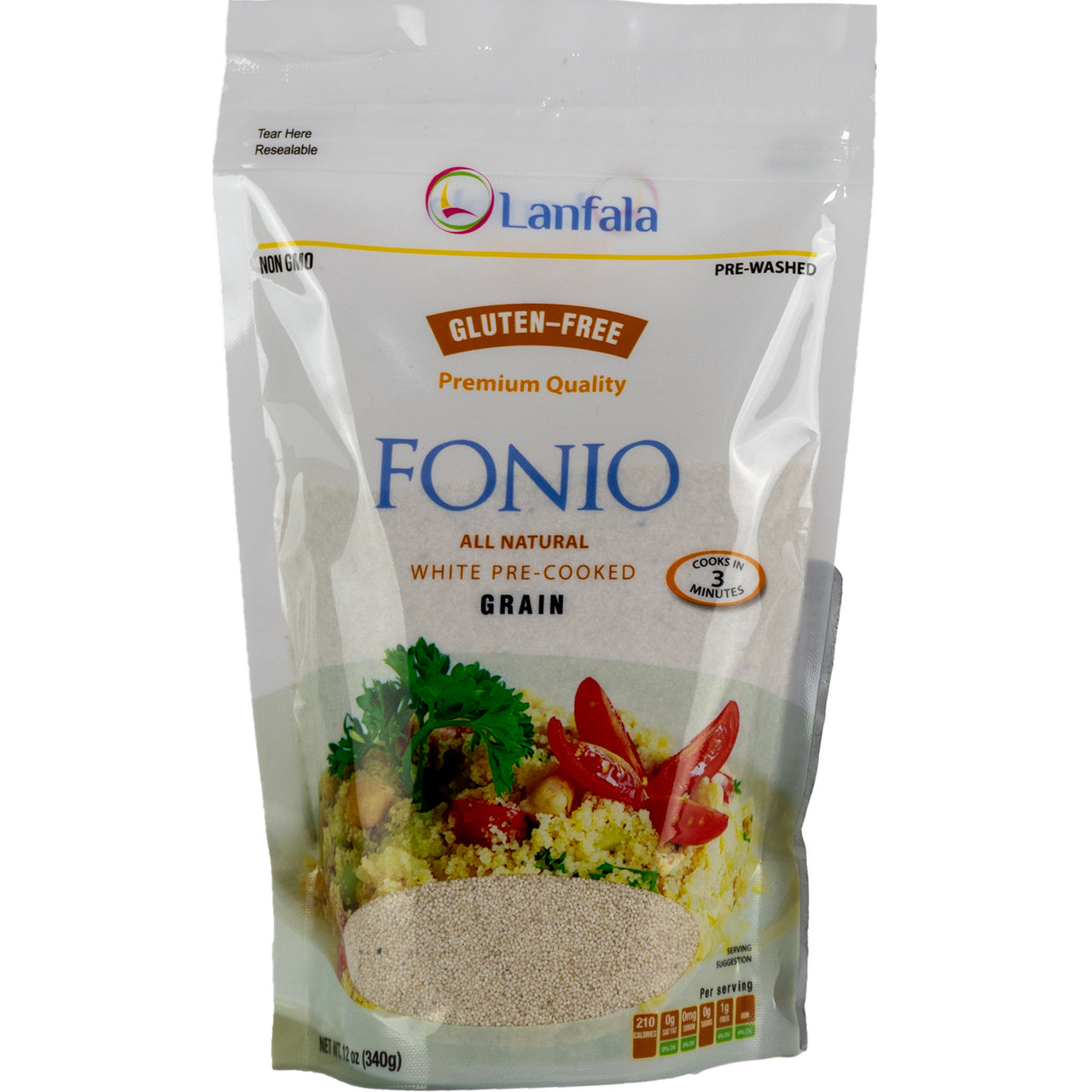 *Intro Sale: Lanfala Fonio - 10% Off