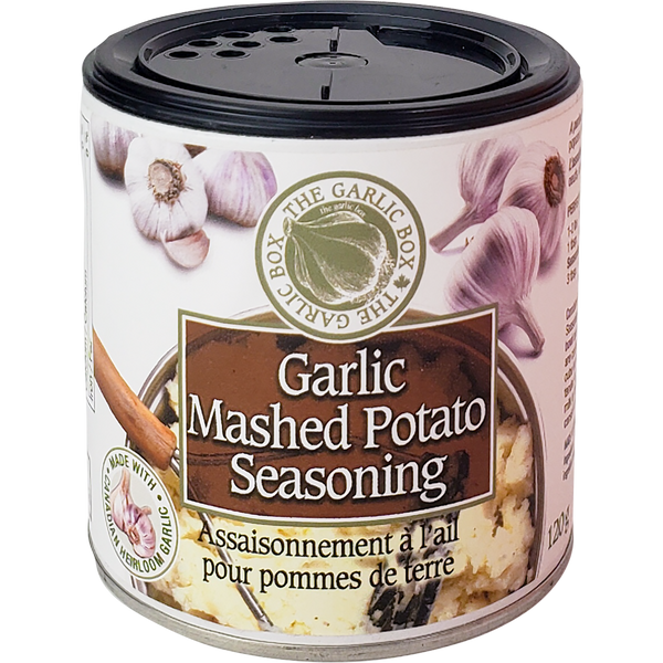 The Garlic Box Garlic Seasonings