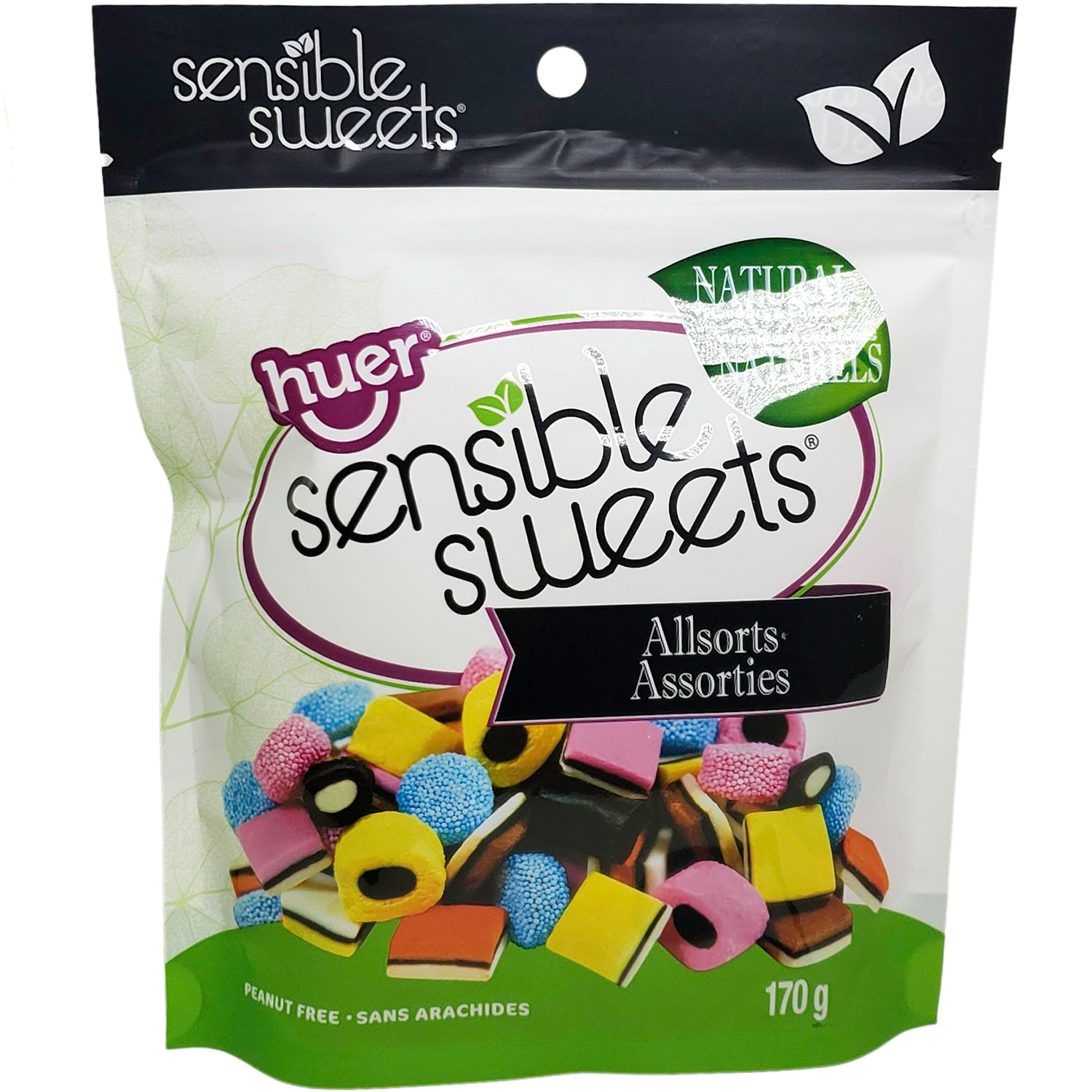 *New: Huer Foods Sensible Sweets Assorted Candies