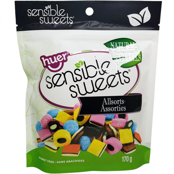 *New: Huer Foods Sensible Sweets Assorted Candies, Launch Promo - 10% Off