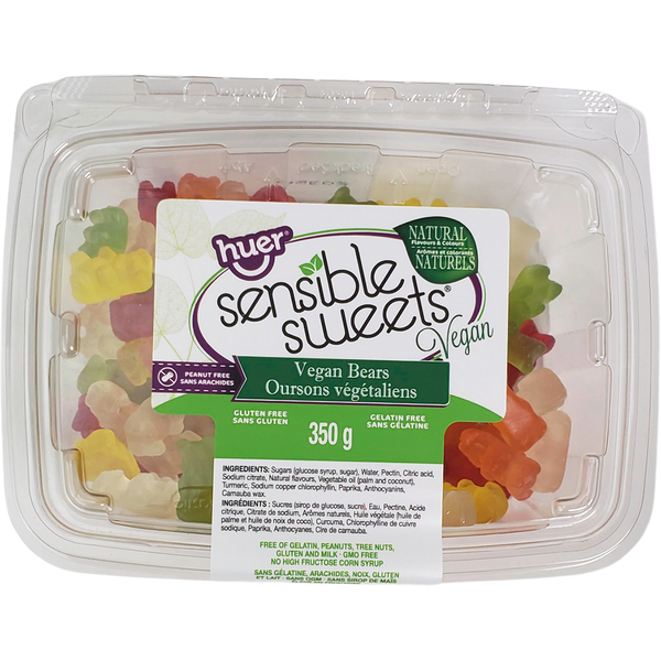 *New: Huer Foods Sensible Sweets Vegan Candies, April 1-23 Promo - 10% Off