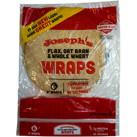Joseph's Bakery Tortilla Wraps