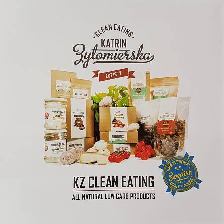 KZ Clean Eating *Flyers for KZ Clean Eating