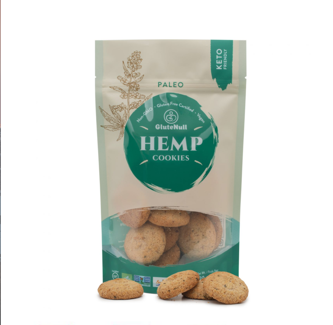 GluteNull Bakery Keto Cookies, Launch Promo - 10% Off
