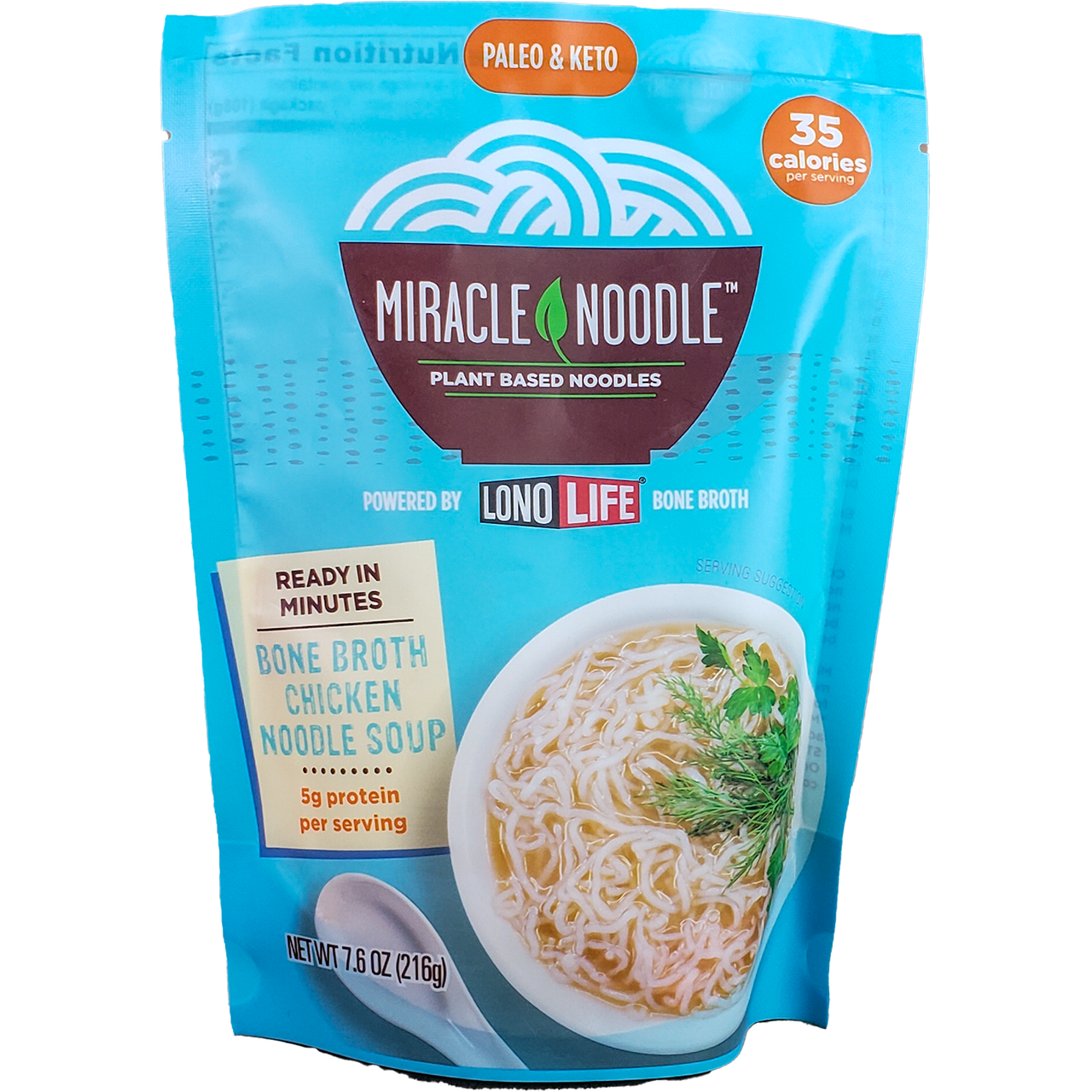 Miracle Noodle Bone Broth Soup, Jan Promo - 15% Off