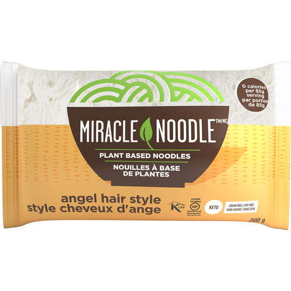 Miracle Noodle Shirataki Noodles, May 1-21 Promo - 15% Off